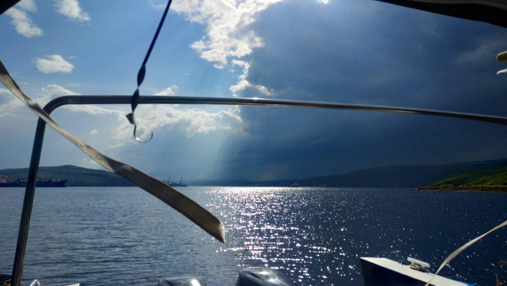 Экскурсия по заливу