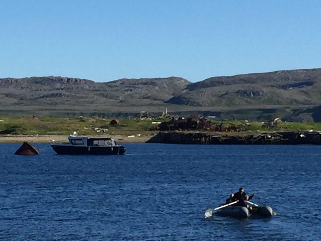 Ямал 31 лодка пвх Баренцево море
