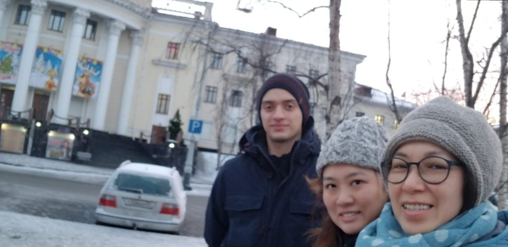 Sightseeing tour In Murmansk