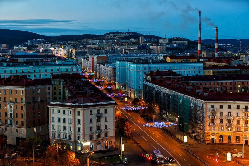 3-day tour of Murmansk and the Murmansk region