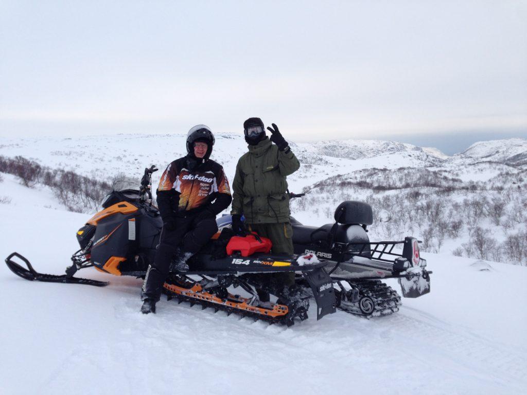 БАРЕНС снегоходы индивидуальные туры